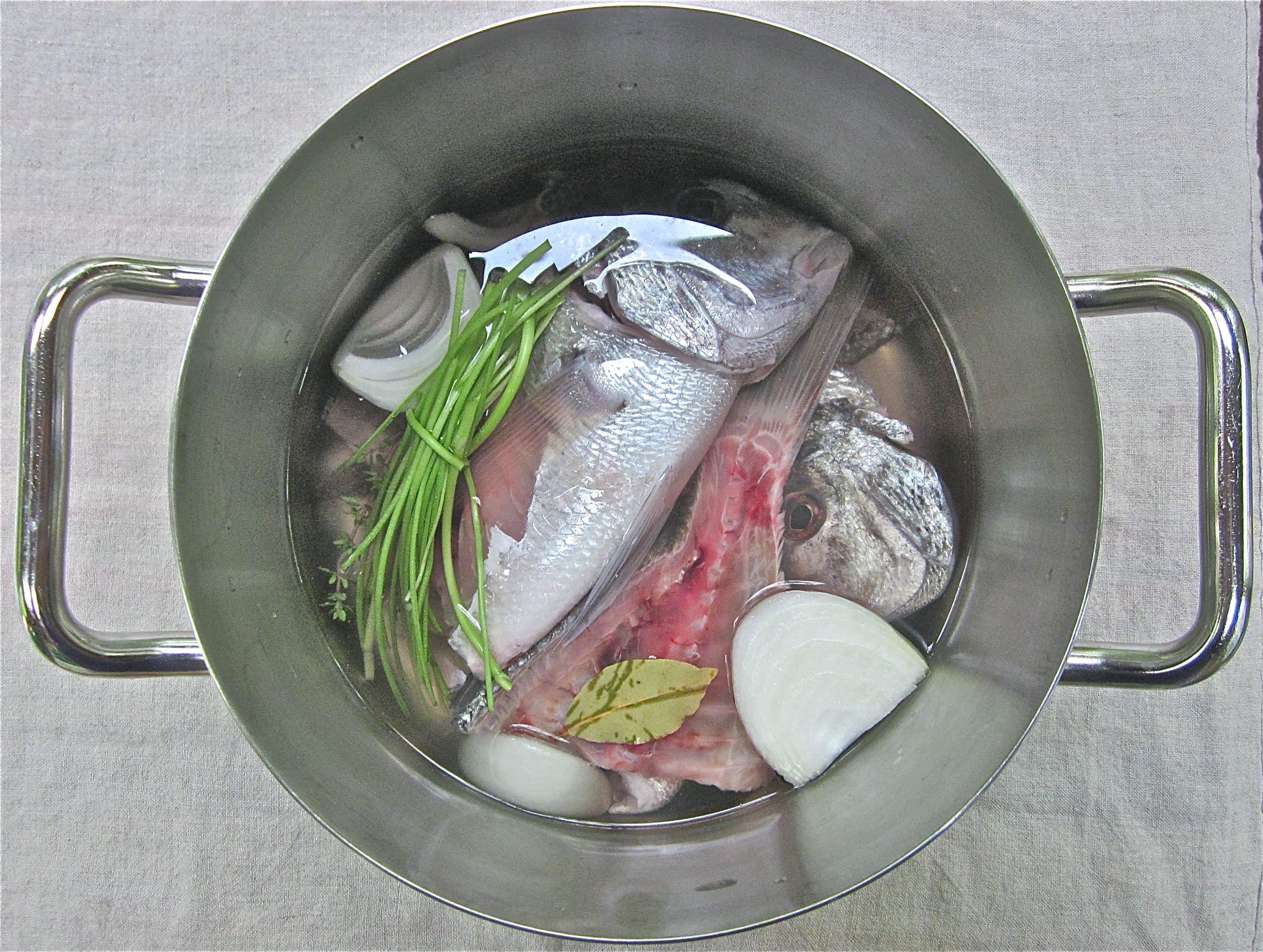 Falmouth Farmers' Market Fish Stock